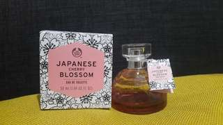 The Body Shop Japanese Blossom EDT 50 ml