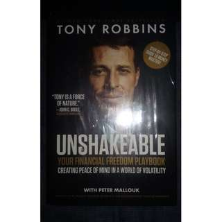UNSHAKEABLE: Your Financial Freedom Playbook - Tony Robbins