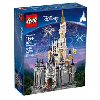 *LegoAsh* 71040 Disney Castle