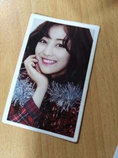 Jihyo Lomo Cards