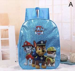 Paw Patrol Kids Backpack (PO)