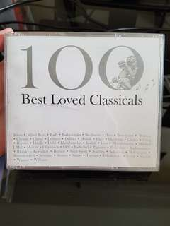 CD 100 Best Loved Classicals