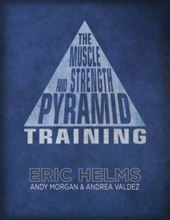 eBook - The Muscle and Strength Pyramid by Eric Helms