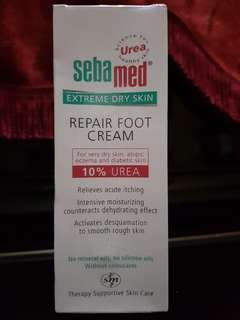 Foot Cream Sebamed