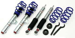 VW Scirocco TSI 1.4 2.0 R Cup 絞牙 避震 Coilover Suspension Track Street 2ways ZF Motorsport Sachs Performance