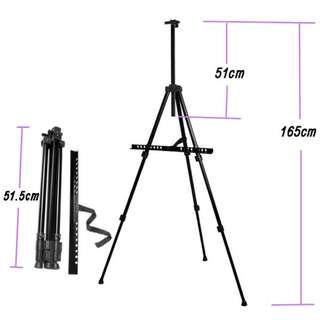Easel Stand With Adjustable