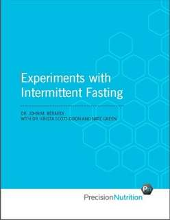 eBook - Experiments With Intermittent Fasting by John Berardi