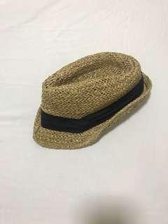 Aldo rattan hat