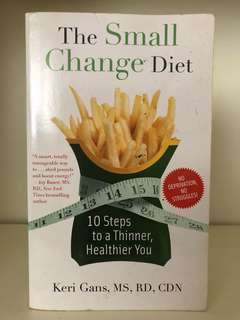The Small Change Diet by Kerry Gans