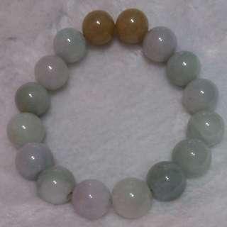 ⚡J8 - Rare Myanmar Grade A Jade Bracelet⚡