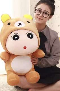 Crayon Shin Soft Toy about 60cm Brand New