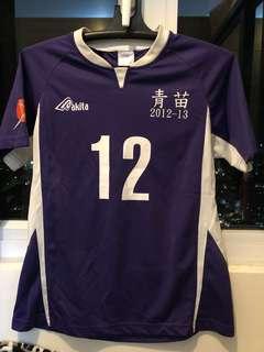 Akita purple jersey shirt
