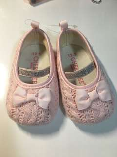 Cherokee Baby Girl Shoes