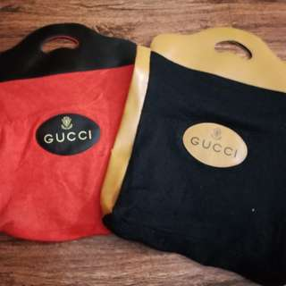 Gucci Vintage Tote bag (1500 each)