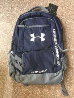 [BN] Under Armour UA Storm 1 Blue Backpack