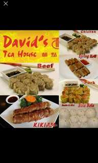 David's Tea House Dimsum Product