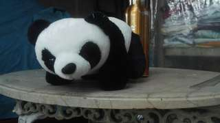Panda stuffed toy from gift factory