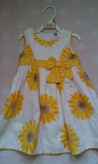 Sunflower dres