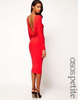 New Asos Backless Bodycon Dress