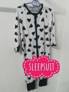 baju baby (sleepsuit)