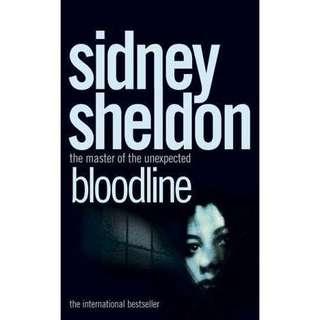 eBook - Bloodline by Sidney Sheldon
