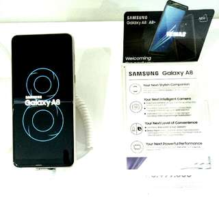 Samsung A8 cashback 500k Kredit tanpa kartukredit