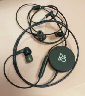 B&o earphones (H3ANC)