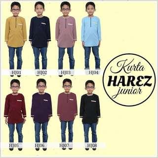 🔥KURTA KIDS HAREZ 1.0