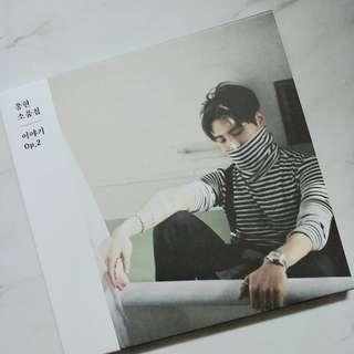 Extra Jonghyun Story Op2 - unsealed album