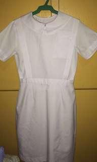 (Medium) SWU Hospital Uniform w/ Apron