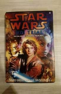 Star Wars A Jedi trial novel