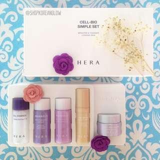 Hera Cell-Bio Simple Set (5 Items)