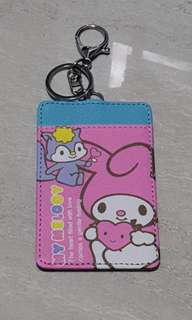 My Melody Pink Card Case