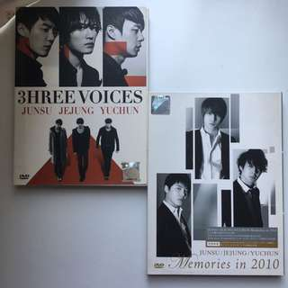 JYJ Original Album Rm70 for 2