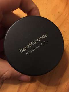 Bare Minerals 碎粉 hydrating mineral veil