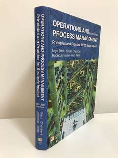 Operations & Process Mgmt