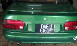 Wira NGV 1.5 auto