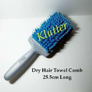 Klutter - Drying Damp Hair Towel Brush