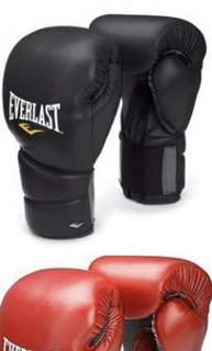Everlast Authentic Boxing Gloves