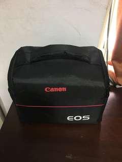Canon eos 相機包 可裝一機一鏡
