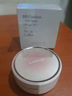 BB Cushion Laneige No.35 (Coffee)