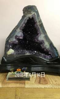 金型紫晶共晶礦