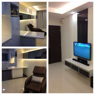 Tampines 3rm Unit for Rent !!