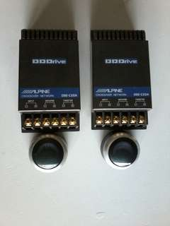Crossover n tweeter alpine dddrive