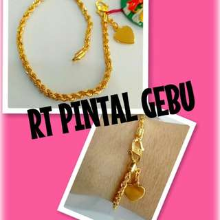 Gold 916*Postage only