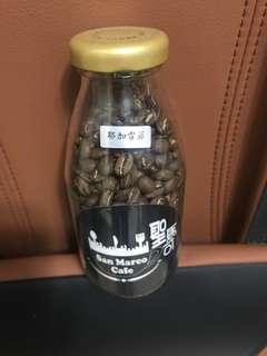 台灣新鮮直送 聖馬可自家烘焙咖啡豆 Coffee Bean -  耶加雪菲 (半磅)