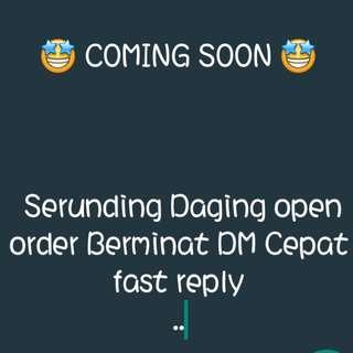 Serunding Daging Original