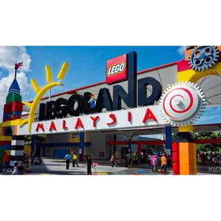 LEGOLAND 1 DAY THEME + WATER