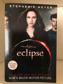 The Twilight Saga - Eclipse by Stephenie Meyer