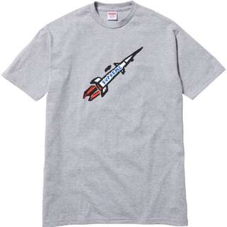 supreme rocket tee 短袖 t-shirt 上衣 north face palace